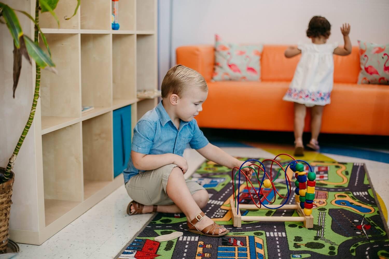 Kids World Pediatric Dentistry Office Gallery
